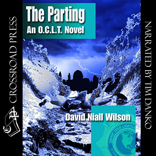 The Parting audiobook cover art