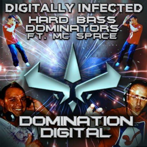 Hard Bass Dominators Feat. M.C Space