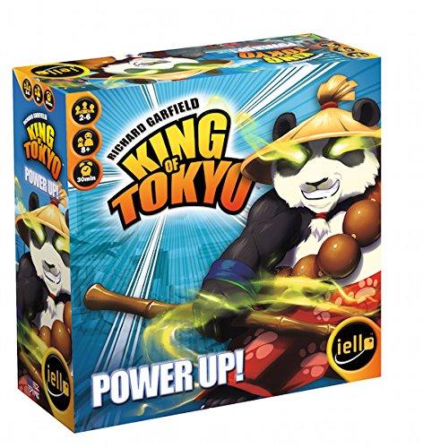 iello KOT (desambiguación) _ Power King of Tokyo Power Up Juego