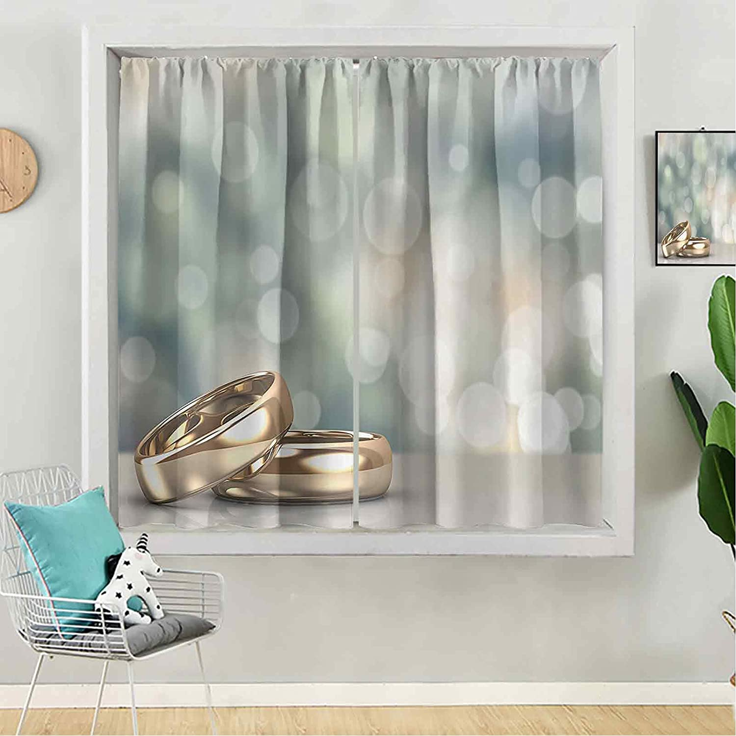 Blackout Curtain famous 72 Excellent inches Long for Panel Window Kids B