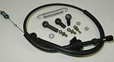 1994-1998 Dodge Ram Cummins Diesel 12 Valve Throttle Cable and Linkage Repair Kit