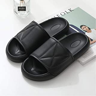 Man Slippers Female House New Home Couple Interior Bathroom Thick Men'S