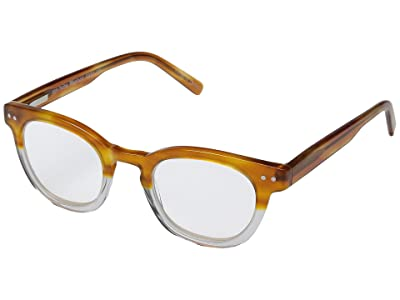 eyebobs Waylaid (Amber/Crystal) Reading Glasses Sunglasses