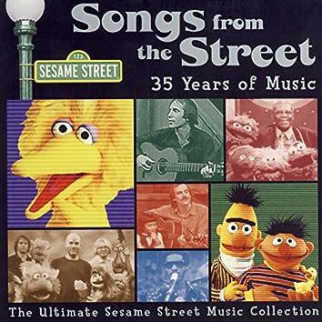 Sesame Street: Songs from the Street, Vol. 3