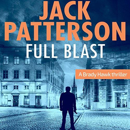 Full Blast audiobook cover art