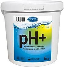 Tamar - Incrementador pH Granulado, Bote de 6 Kilos