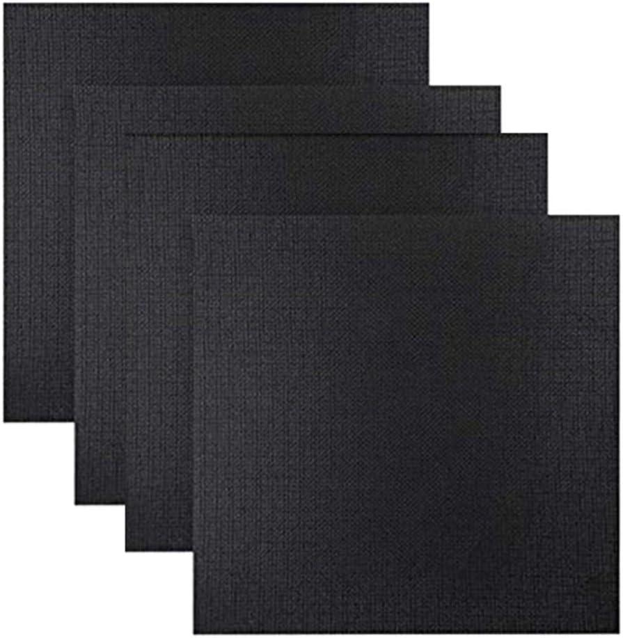 5 Spring new work ☆ popular Exceart 10pcs 11CT Cross Stitch Fabric Em Aida Cloth