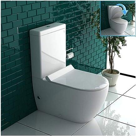 Hervorragend Suchergebnis auf Amazon.de für: stand wc mit spülkasten: Baumarkt VZ05