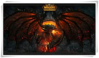 300,500,1000,1500 Pieces Wooden Jigsaw Puzzles,Cataclysm DEATHWING Premium Quality Basswood IQ Game Educational Toys for A...
