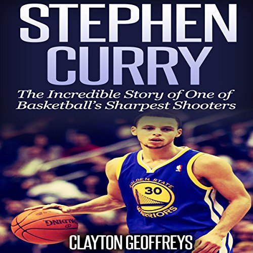 Stephen Curry audiobook cover art