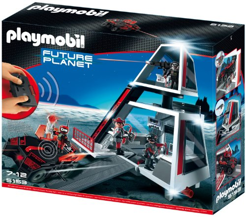 Playmobil 5153 - Darksters Tower Station