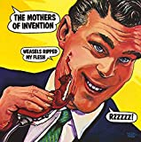 Official - Frank Zappa & The Mothers of Invention (Weasels Ripped My Flesh) 2020 Album Cover Poster - Canvas (24'x24')