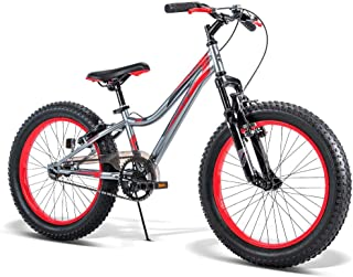 Huffy 20 Inch 50cm Bike for Boys and Girls - Red