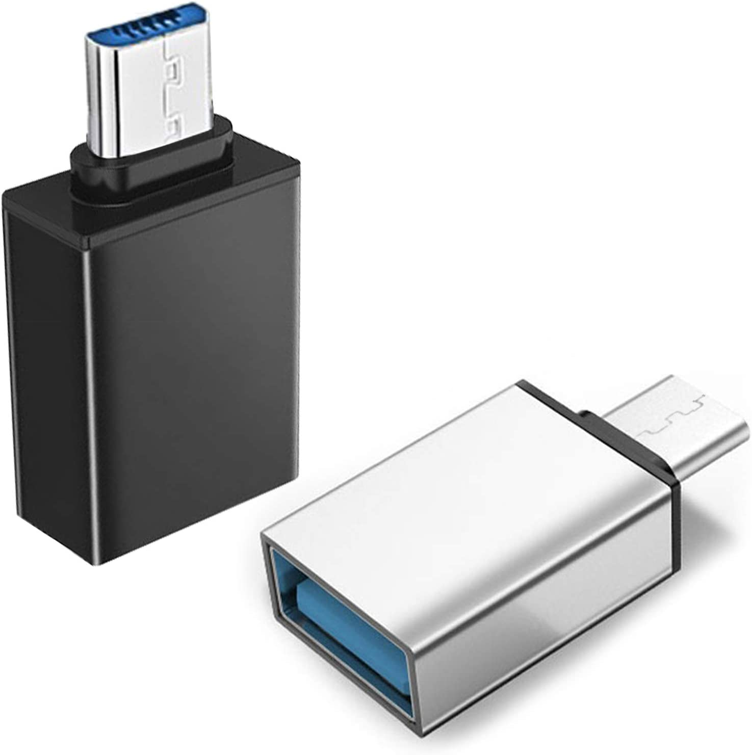 SIREG Micro USB to 3.0 OTG Go On Max 83% OFF The At the price U Adapter