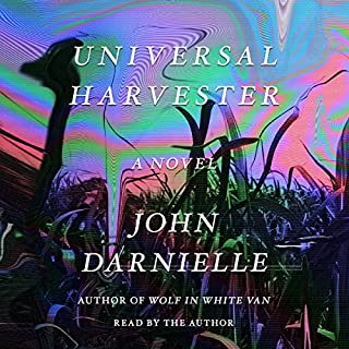 Universal Harvester     A Novel              By:                                                                                                                                 John Darnielle                               Narrated by:                                                                                                                                 John Darnielle                      Length: 5 hrs and 48 mins     60 ratings     Overall 4.3