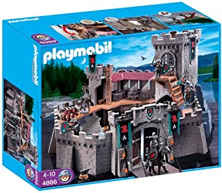 PLAYMOBIL - Castillo de los Caballeros del Halcón, Set de Juego (4866) (B003AQBWD0) | Amazon price tracker / tracking, Amazon price history charts, Amazon price watches, Amazon price drop alerts