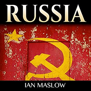 History of Russia: Kievan Rus to Vladimir Putin, Tsars and Revolutions     All Shaping Russian Culture and Russian History              By:                                                                                                                                 Ian Maslow                               Narrated by:                                                                                                                                 Bob Sterry                      Length: 2 hrs and 18 mins     1 rating     Overall 2.0