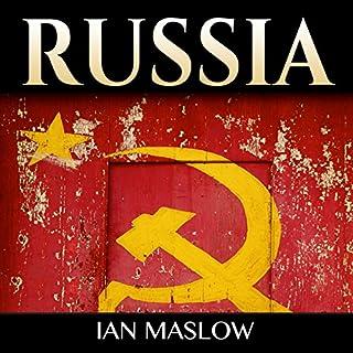 History of Russia: Kievan Rus to Vladimir Putin, Tsars and Revolutions cover art