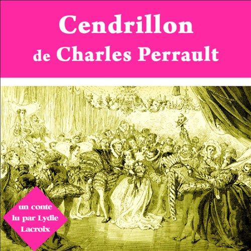 Cendrillon audiobook cover art