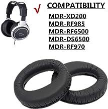 YDYBZB - Almohadillas de repuesto para auriculares Sony MDR-XD200, MDR, XD200, XD, 200, XD, 200, 200, 200, 200 y 200