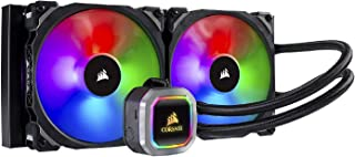Corsair H115i RGB Platinum 水冷一体型 CPUクーラー [Intel/AMD両対応] FN1249 CW-9060038-WW