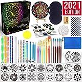 Insnug Mandala Dotting Tools Painting Kit - Rock Dot Paint...
