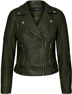 Vero Moda Vmkerriultra Short Coated Jacket Noos Chaqueta para Mujer