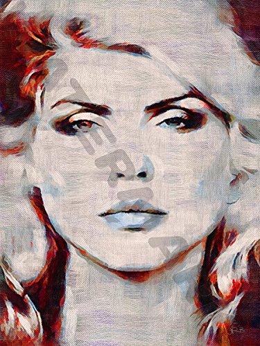 Posters-Galore Blondie Debbie Harry 80S Art Print Poster