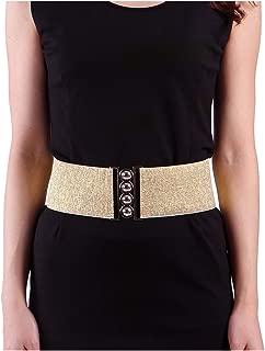 Best gold glitter bow belt Reviews