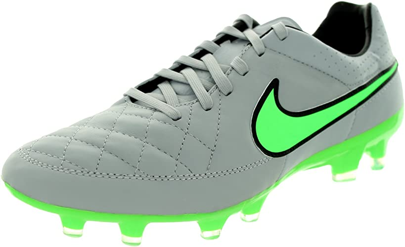Nike démarrage gris Football Time for Legacy FG