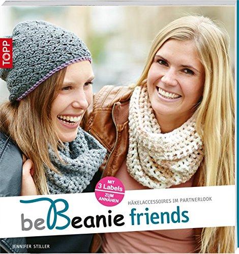 be Beanie friends: Häkelaccessoires im Partnerlook
