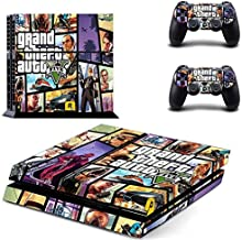 Real Life Game PS4 Whole Body Vinyl Skin Sticker Decal Cover for Playstation 4 System Console and Controllers by NIKHILA AMASH