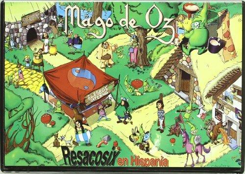 "MAGO DE OZ """"RESACOSIX EN HISPANIA"