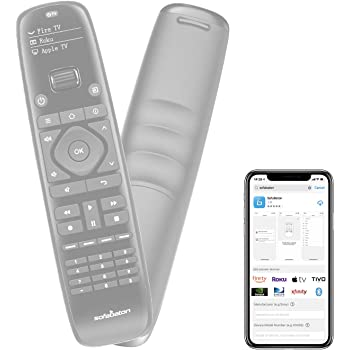 Sofabaton U1 Universal Remote Control, All in One Harmony Remote with Advanced IR Bluetooth, Multi-Command Macro Button, Smartphone APP, OLED Display, up to Support 15 Device