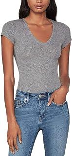 Womens Liana V-Neck Short Sleeve T-Shirt