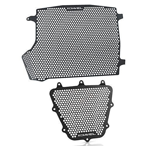 Kühlerschutzgitter Schutzgitter & Ölkühlerabdeckung Motorradzubehör für Ducati XDiavel 2016-2020 für Ducati XDiavel S 2016-2020