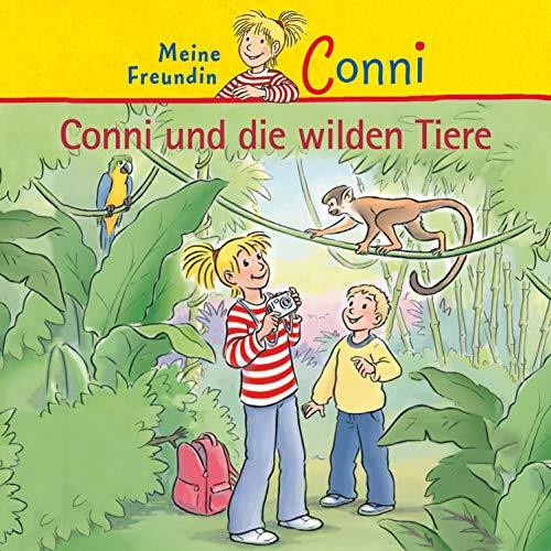 Conni und die wilden Tiere Titelbild