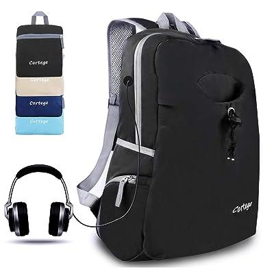 CORTEGE Lightweight Packable Backpack