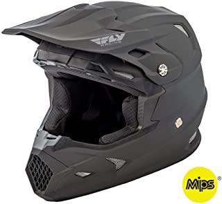 Fly Racing 2020 Toxin Helmet with MIPS (XX-Large) (Matte Black)