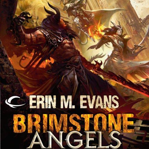 Brimstone Angels cover art