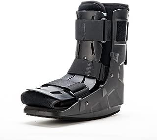 Medibot Short Pneumatic Walker Brace Walking Boot for Stress Sprain Relief M