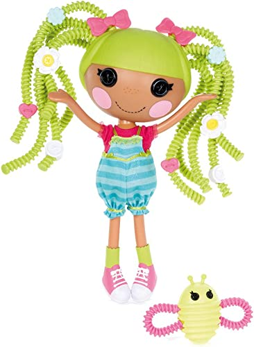 MGA Entertainment Lalaloopsy Silly Hair Puppe Pix E Flutters