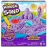 Kinetic Sand 6024397 - Kinetic Sand Box mit 454 g Sand