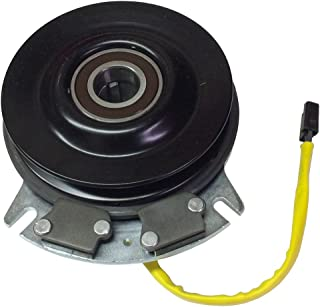 Electric PTO Clutch For Warner 5218-36 Shaft Size 1 1/8 Belt Type A/B Pulley Diameter 6 inch Torque