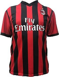 Milan Camiseta Neutra 2019Oficial Temporada 2018/2019réplica autorizada Sin Nombre Sin número, Come da Foto, Large