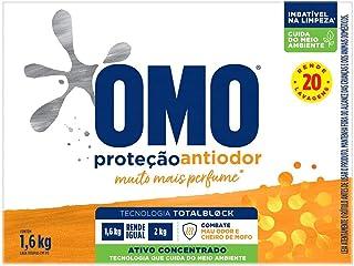 Sabão em Pó Omo Sports 1.6kg (A embalagem pode variar)