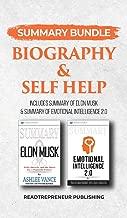 Summary Bundle: Biography & Self Help - Readtrepreneur Publishing: Includes Summary of Elon Musk & Summary of Emotional Intelligence 2.0