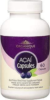 Best freeze dried acai capsules Reviews