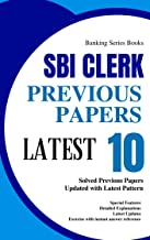 SBI Clerk Previous Year Solved Papers : Mocktime Publication