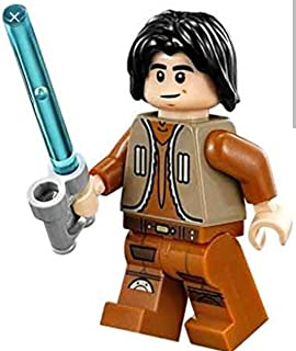 LEGO Star Wars Rebels Minifigure - Ezra Bridger with Lightsaber (75090)